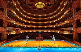 Rafael Nadal e David Ferrer