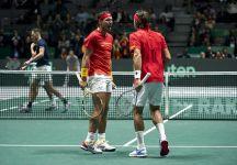 """Davis Cup Finals, Rafael Nadal: """"Fondamentale il feeling con Feliciano Lopez"""""""