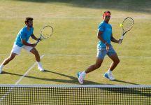 Rafael Nadal giocherà il doppio con Paes a Bercy
