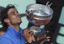 Roland Garros: Il video del sesto sigillo di Rafael Nadal al Roland Garros