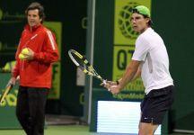 """Francisco Roig, secondo allenatore di Nadal, parla delle sue impressioni sulla finale di domenica: """" Devo ancora accettare l'esito, la partita è stata complicata in qualsiasi momento perché Wawrinka ha giocato un tennis fantastico"""""""