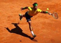 Masters 1000 – Roma: Rafael Nadal vola in finale dopo aver battuto Gasquet. Lo spagnolo è alla caccia del sesto titolo al Foro Italico