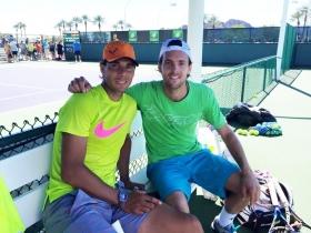 Rafael Nadal si allenerà una settimana con Joao Sousa