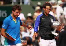 Roland Garros: Parlano Rafael Nadal e Stan Wawrinka