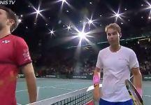 Masters 1000 Parigi Bercy: I risultati con il dettaglio degli Ottavi di Finale. Gael Monfils vince ed è ad una partita dalle Finals. Nadal blocca le ambizioni Finals di Wawrinka