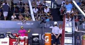Rafael Nadal classe 1986, n.7 del mondo