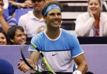 Rafael Nadal batte Estrella Burgos in un match di esibizione a Puerto Rico (Video)