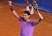 ATP Acapulco: Rafael Nadal è tornato ad altissimi livelli. Rafael concede solo due game a David Ferrer e si aggiudica il torneo messicano