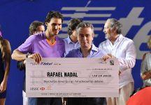 """Sono davvero notevoli """"i numeri"""" di Rafael Nadal ad Acapulco. Lo spagnolo ha concesso solo 25 game ai suoi avversari ed ha perso in una sola occasione la battuta (Video dell'incontro e cerimonia finale)"""