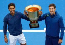 Combined Beijing: Nel doppio vincono Nadal-Carreno Busta. Nel femminile successo di Sands-Safarova