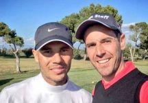Il nuovo look di Rafael Nadal