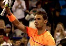 Esibizione Abu Dhabi: Rafael Nadal batte facilmente Tomas Berdych. Bene Goffin che supera Tsonga (Video)