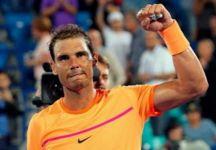 Esibizione Abu Dhabi: Quarto successo per Rafael Nadal. Lo spagnolo è diventato il leader di vittorie nel torneo degli emirati (Video)