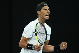 Rafael Nadal, 30 anni, Nr. 9 Atp