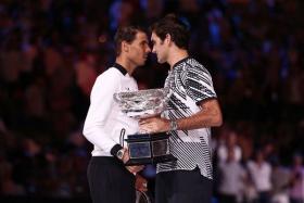 record d'ascolti per la storica finale Federer - Nadal su Eurosport