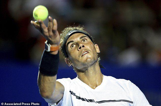Rafael Nadal classe 1986, n.6 del mondo