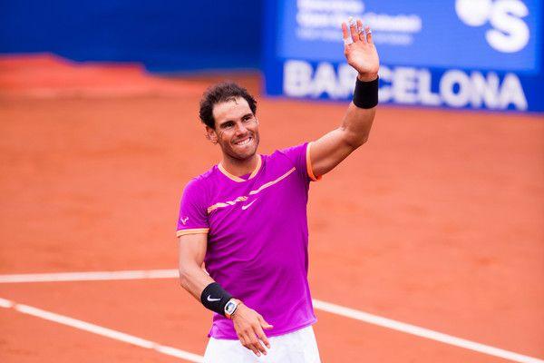 Rafael Nadal classe 1986, n.5 del mondo