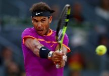 Combined Madrid: I risultati della settima giornata. Thiem facile su Coric. Nadal Ok. Cuevas elimina Zverev. Kei Nishikori dà forfait per un problema al polso. Halep e Mladenovic in finale (Video)