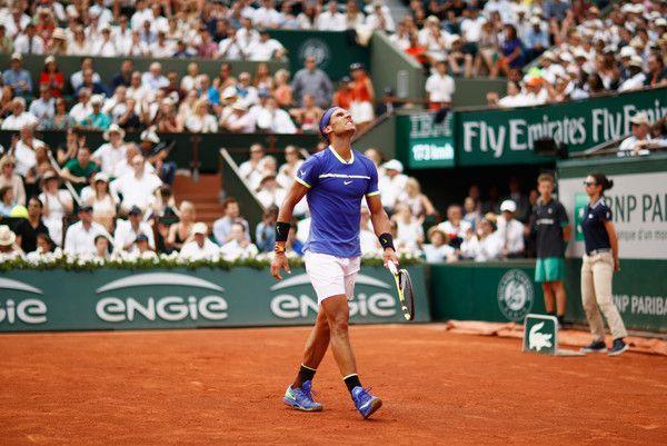 Rafael Nadal classe 1986, n.2 del mondo da domani