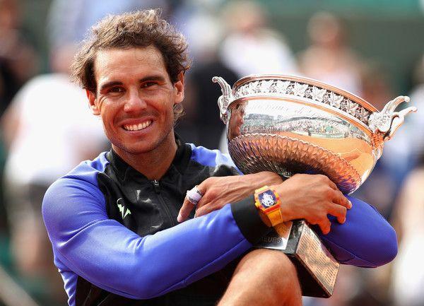 Rafael Nadal classe 1986, n.1 del mondo dalla prossima settimana