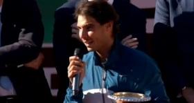 Rafael Nadal classe 1986, n.4 del mondo da domani