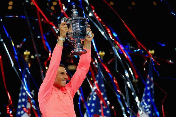 Rafael Nadal ha vinto gli Us Open quest'anno oltre che il Roland Garros