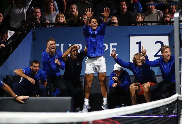 Laver Cup: Rafael Nadal pronto a giocare anche a Chicago