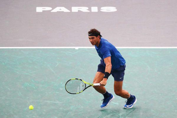 Risultati dal torneo Masters 1000 di Parigi Bercy