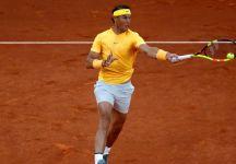 Il 50 esimo set vinto consecutivamente da Rafael Nadal. Ed è record