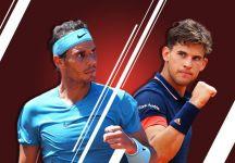 Roland Garros: Risultati Ultima giornata. Oggi è il giorno della finale maschile tra Rafael Nadal e Dominic Thiem