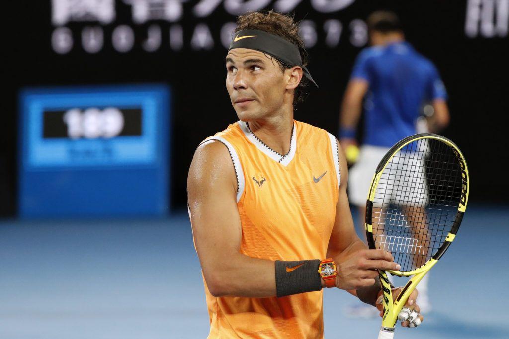 Rafael Nadal classe 1986 e  n.2 del mondo
