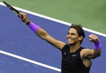 Us Open: Arriva il 19 esimo Slam per Rafael Nadal. Battuto Daniil Medveved per 6-4 al quinto set