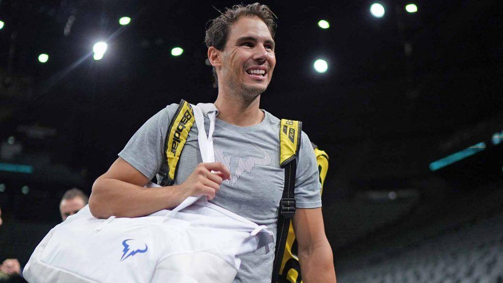 Rafael Nadal classe 1986 e  n.1 del mondo