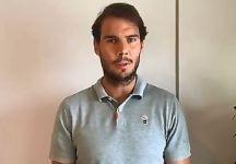"""Rafael Nadal: """"Abbiamo vissuto cose molto più importanti del tennis. I social? Troppa negatività"""""""