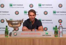 """Rafael Nadal dopo la vittoria al Roland Garros: """"Vincere qui significa tutto per me. Potrei non giocare più nel 2020. Martedì prenderò una decisione"""""""
