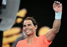 Rafael Nadal ha reso un bellissimo omaggio a Carlos Bernardes