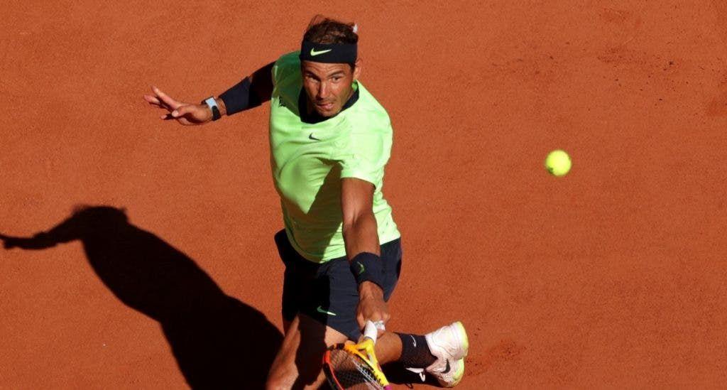 Rafael Nadal classe 1986 e  n.3 del mondo
