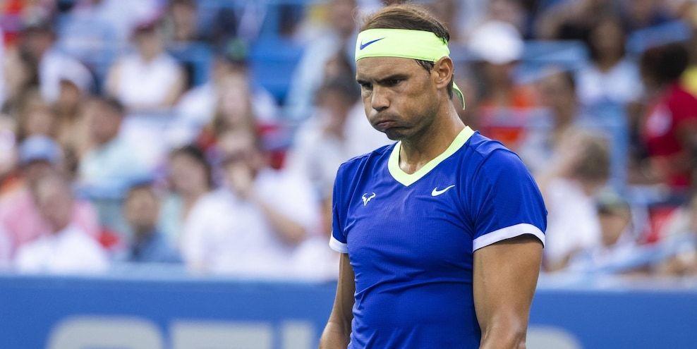 Rafael Nadal, lo rivedremo solo nel 2022