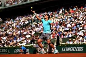 Rafael Nadal classe 1986, n.10 del mondo