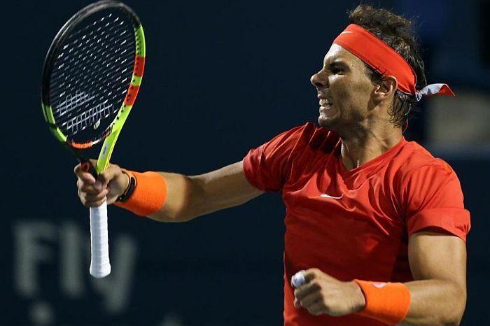 Rafael Nadal al quarto successo in carriera agli Open del Canada