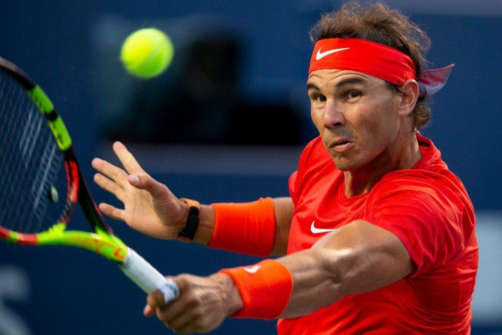 Rafael Nadal, numero uno del mondo