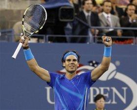 Rafael Nadal è il campione in carica degli US Open.
