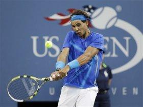 Nadal raggiunge la quarta semifinale consecutiva agli US Open.