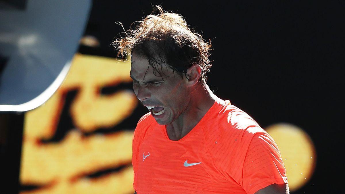 Rafael Nadal, 20 volte campione Slam