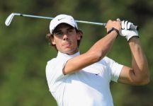 Nadal in gara nel weekend in un torneo professionistico di golf