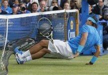 Nadal fa il tonfo al Queen's. Ad Halle definite le semifinali