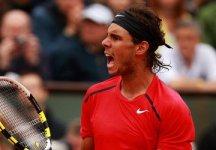 Roland Garros: Per la settima volta in carriera Rafael Nadal vince il torneo parigino. Lo spagnolo supera Bjorn Borg per numero di successi a Parigi e ora vede il record assoluto di Max Decugis