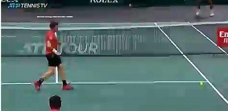 Video del Giorno: L'incredibile punto conquistato da Rafael Nadal