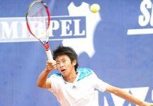 Torneo Santa Croce: Sulla scia di Nishikori. Il giapponese Naoko Nakagawa approda alla finale del torneo under 18
