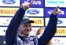 David Nalbandian vince il primo titolo come pilota di Rally